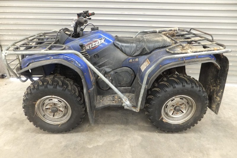 Yamaha grizzly 400 trade me for Yamaha grizzly 400