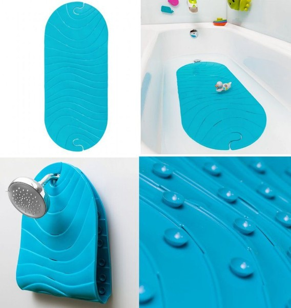 boon ripple bath mat trade me. Black Bedroom Furniture Sets. Home Design Ideas