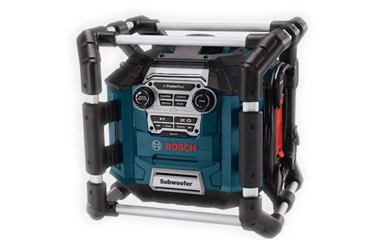 bosch worksite radio powerbox 18v gml20 trade me. Black Bedroom Furniture Sets. Home Design Ideas