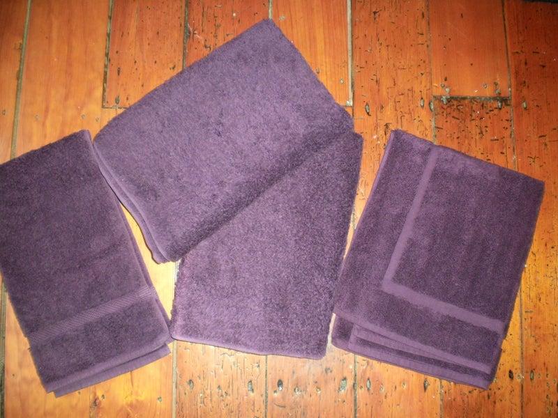 Royal Velvet By Fieldcrest Towel Set Trade Me