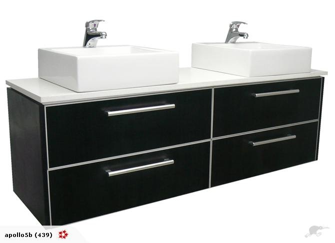 NZ Made Stylish Wall Mounted Vanity G1500  Trade Me