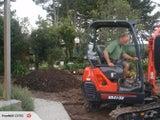 Digger Work, Tree Work