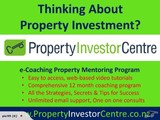 Property Investment Mentoring