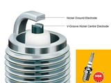 BRE527Y-11 NGK Spark Plug - 6029 - FREE Shipping for 4+ plugs