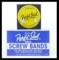 PERFIT Preserving Jar Seals & Gold Screw Bands