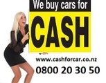 Cash for car removal | Car Wreckers Christchurch