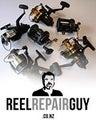 Reel Repair Guy - SwordfishSteve