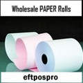 (50 Rolls) Eftpos Thermal Paper Roll 57X38MM