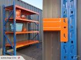 3.95M Heavy New Steel Shelving Racking Unit 2000KG