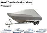 Boat Cover, Jumbo or HT *Trailerable* 5.8 to 6.4M