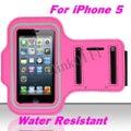 Iphone 5 Armband Iphone 5S 5C armband Pink