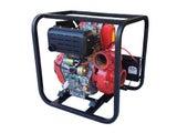 Water Pump - DEK 80-100CAST High Pressure Diesel