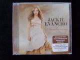 "JACKIE EVANCHO new "" AWAKENING"" CD. new album."