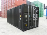 20ft Shipping Container- New Build BLACK