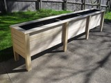 Pine Works Planter Boxes