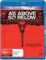 As Above, So Below (Bluray/UV)
