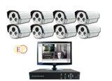 CCTV and Alarm System