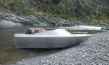 3m or 3.4m SCRIMJET jet boat plans