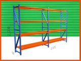 Twin Bay 1000kg Garage Shelving