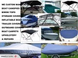 BEST QUALITY CUSTOM BOAT COVERS