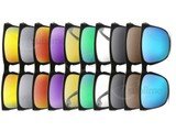 Electric Knoxville Replacement Lens - 12 colours