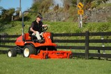 Lawn Mowing Rodney Area  Ride-On Specialists