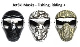 JetSKi Mask - Fishing, Riding +