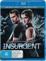 Insurgent (3D 2D Blu-ray)