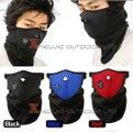 Face Mask For Cycling Motorbike Neoprene Half