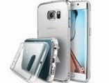 Samsung S6 edge plus case clear Gel TPU case
