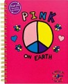 Todd Parr Journal Pink on Earth