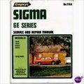 Chrysler Sigma Ge (1978-80): Galant-Gl-SE Sedan-Wa