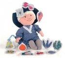 Mrs Honey Doll