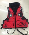 BRAND NEW ***FISHING LIFE JACKET RED & BLACK
