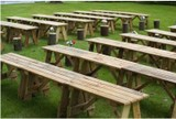 Rustic Wedding and Event Furniture