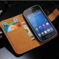 Samsung Trend Lite S7390 S7392 Case Real Leather