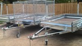 HEAVEN trailers 100% nz built trailer