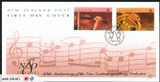 NZ FDC - 1996 NZSO 50th Set (2) - $1 Buy Now