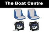 2x Classic Boat Seats, Free Swivels