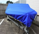 16-18.5ft 600D Marine Grade Trailerable Boat Cover