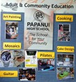 Adult and Community Education Classes