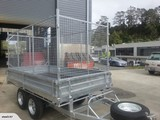 Tipping Trailer 3.2m *1.7m Commercial