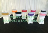 HIGH QUALITY CHAIR COVERS! BEST IN THE MARKET!!