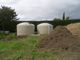 WATER TANKS - THE TANKGUY - Plastic - Concrete
