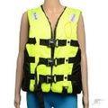 Life Jacket Vest Adult Foam With Straps&Whistle XL