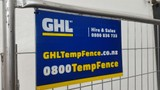 GHL - Temporary Fencing Hire & Sales