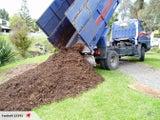 Premium Grade Garden Mulch & Firewood Auckland