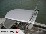 Fibreglass Hardtops - suits 5-6m boats