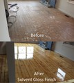 Flooring, Sanding and Polishing