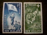 1953 Health Stamps (UHM)